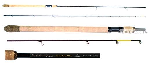 Фидер AIKO ALGORITHM i-123 ( 3,75м 15-60 гр)