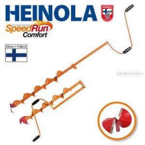 Ледобур Heinola SpeedRun COMFORT 115мм/0,6м