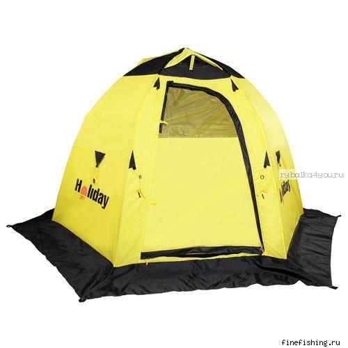 Палатка зимняя Holiday EASY ICE 6 угл. (H-10531)