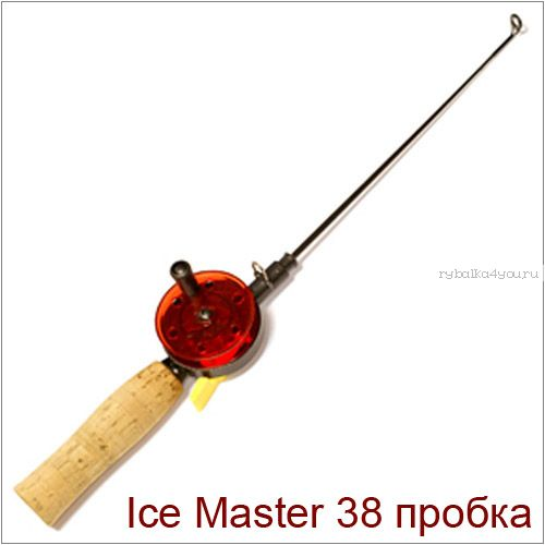 Зимняя удочка Grifon Ice Master 38 (Пробка)