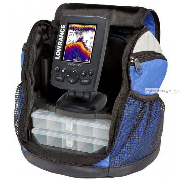 Эхолот Lowrance Elite-4x Ice Machine
