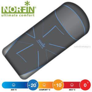 Мешок-одеяло спальный Norfin NORDIC COMFORT 500 NFL L