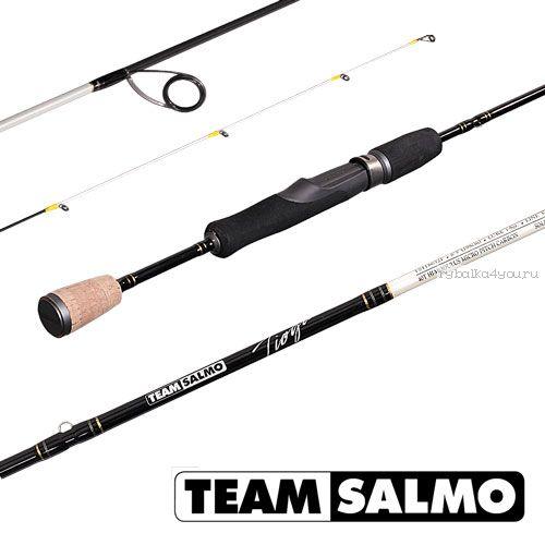 Спиннинг. Team Salmo TIOGA 2.25м / тест 1-8г