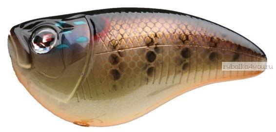 Воблер Sebile плавающий CRANKSTER MR 55мм / 14гр /  до 1.2m цвет NBG