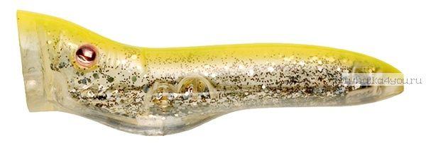 Поппер Sebile Splasher 52FT 55 мм / 5 гр / поверхностный / цвет PU