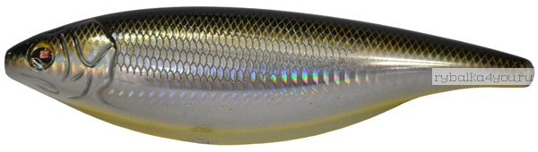 Воблер Sebile STICK Shad 90mm SU / 14гр / до 0.3м цвет NMT