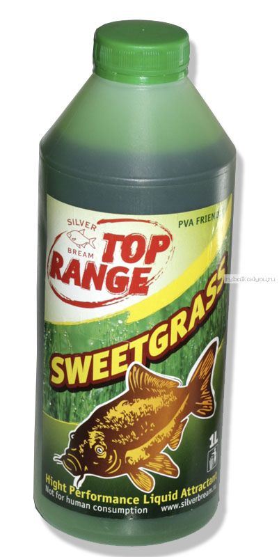 Ароматизатор Silver Bream Top Range Sweetgrass  1л