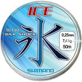 Леска Shimano Ice Silk Shock зимняя