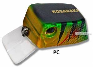 Воблер Kosadaka CUBIX 35F (Konstantin Kuzmin) цвет PC / 6.4 гр / 0.0-0.3м
