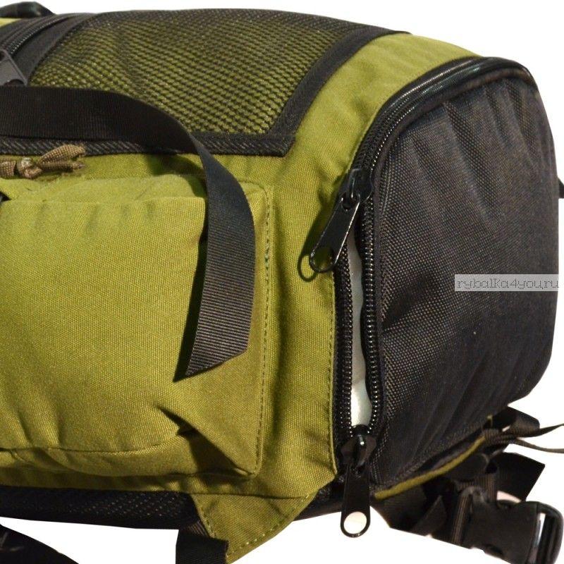 Рюкзак PRIVAL Походный 35 литров хаки