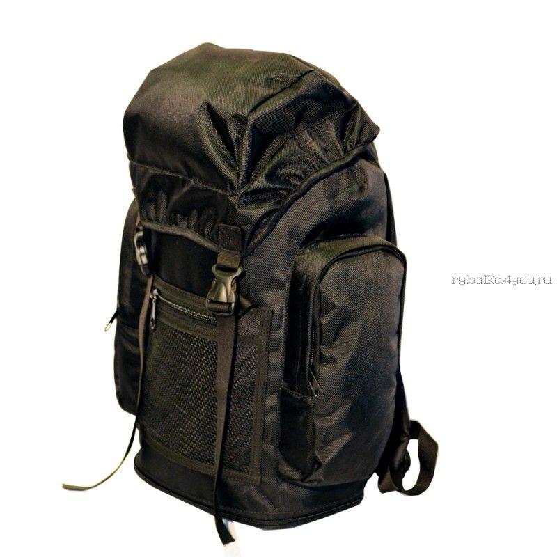 Рюкзак PRIVAL Походный 35 литров чёрный