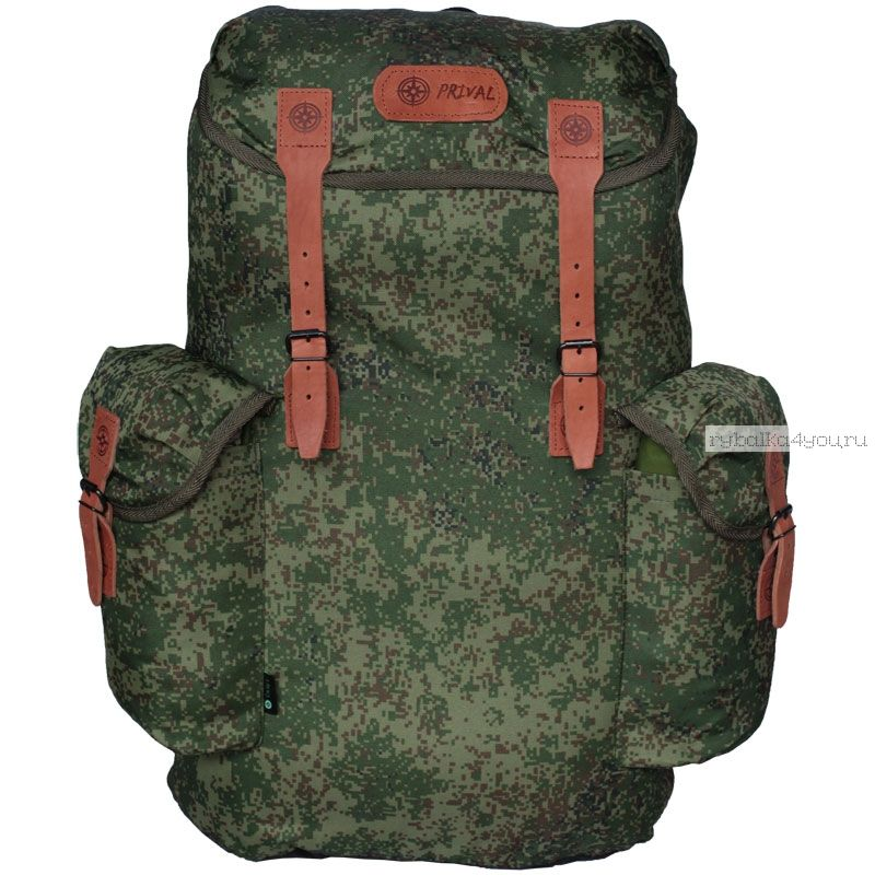 Рюкзак PRIVAL Скаут 40 литров -Oxf кмф