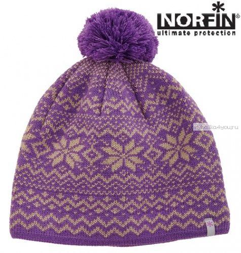 Шапка женская NORFIN Women Finland