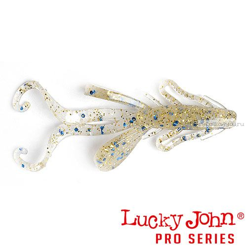 "Твистер Lucky John Pro Series HOGY HOG 1,6"" / 41 мм / цвет CA35 / 10 шт"