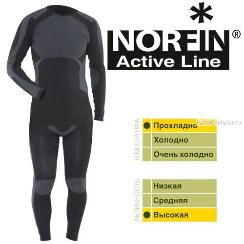 Термобелье Norfin ACTIVE LINE