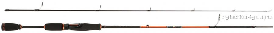 Спиннинг Sakura SHINJIN SIS 81 x2 -M EGI 2,46м / тест до 25 гр PE max 1,5 (0,20мм)