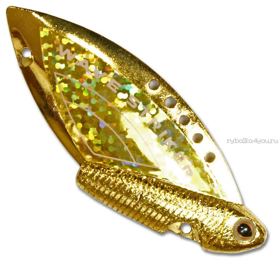Цикада Kosadaka Wave Striker  / 7 гр /  цвет Gold Gold