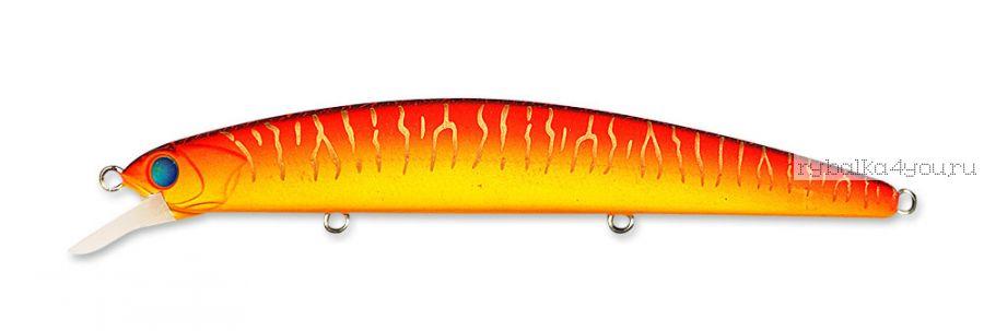 Воблер Kosadaka Flash XS 130F цвет RHT / до 1.2м