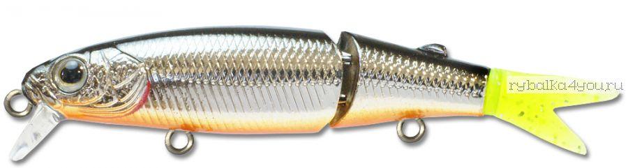 Воблер Kosadaka Cord-R XS 110F 13,8 гр / до 0,7 м / цвет SBL