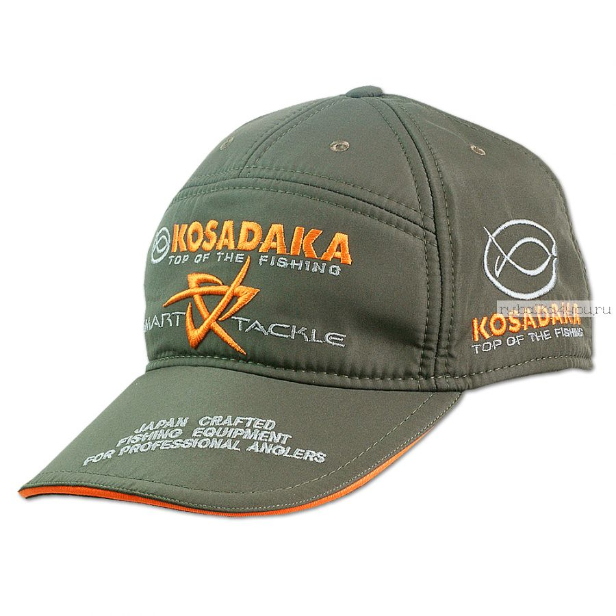 Бейсболка Kosadaka теплая Smart Tackle (хаки)