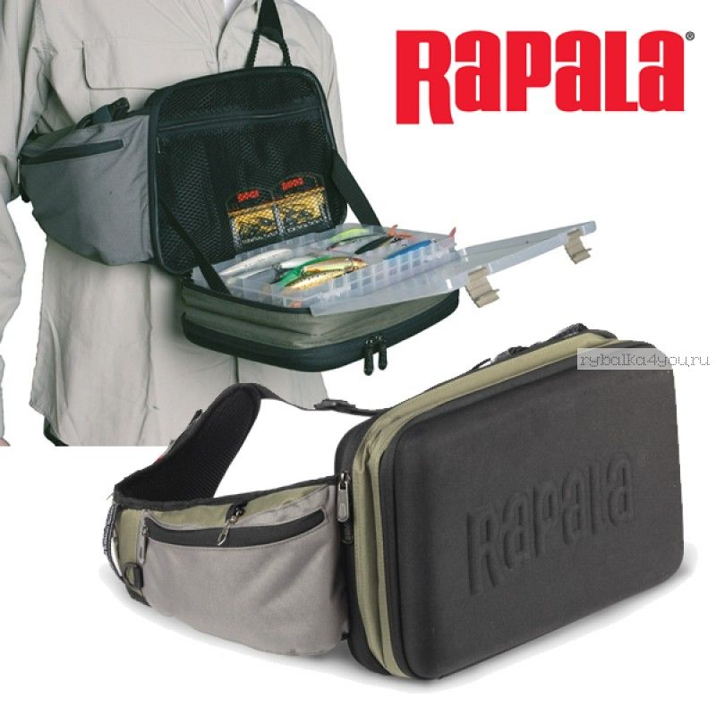 Сумка Rapala Sling Bag little