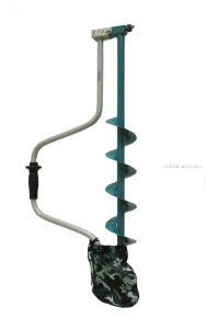 Ледобур Барнаульский Тонар двуручный, 130мм (ЛР-130Д)