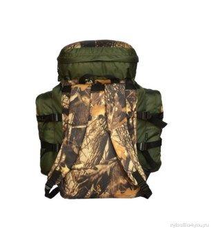 Рюкзак PRIVAL Кузьмич 55 литров кмф-лес-хаки
