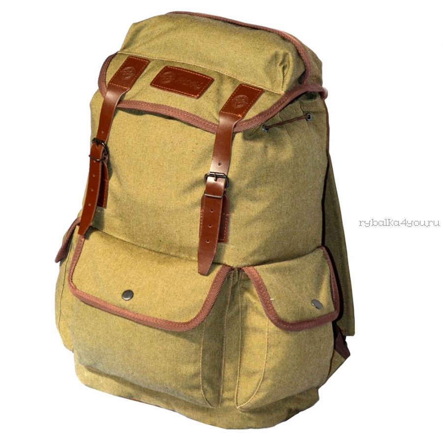 Рюкзак PRIVAL Артек 25 л ткань Авизент 100% х/б /хаки