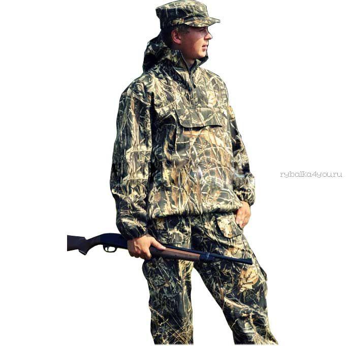"""Костюм """"Егерь"""" куртка/брюки, ткань смесовая с хлопком / кмф-цифра"""