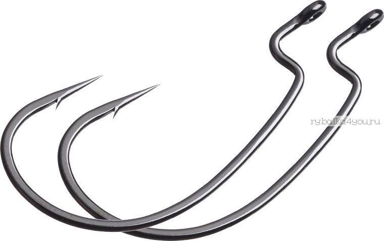 Крючок Decoy офсетный Worm 15 ( упаковка 9 шт )