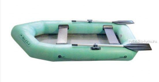 """Лодка Виал """"Волга 255"""""""