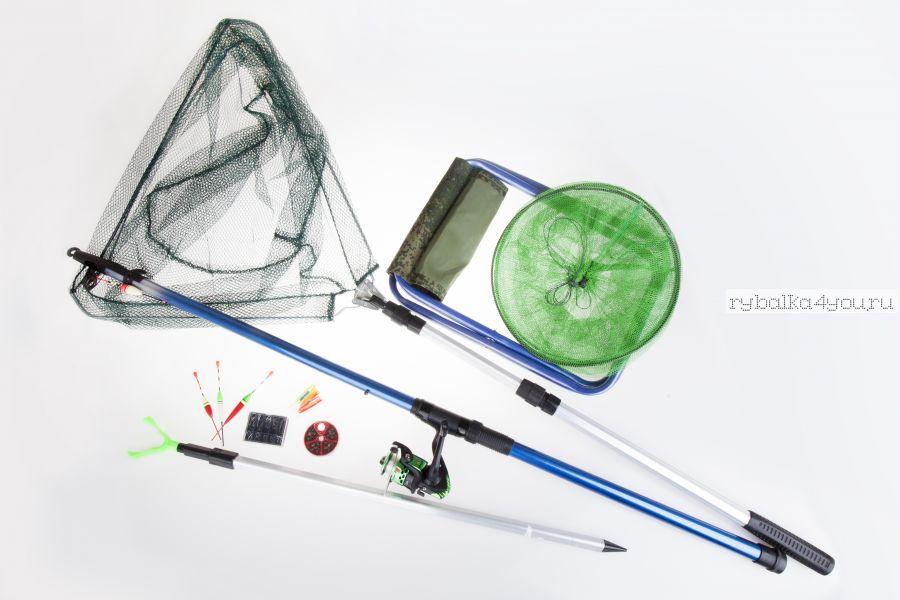 """Поплавочный рыболовный комплект """"Simple 600"""""""
