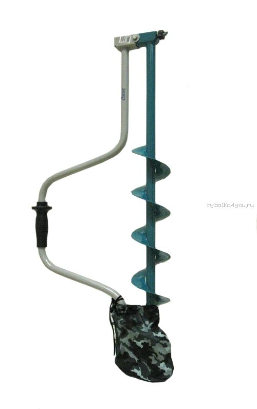Ледобур Барнаульский Тонар двуручный, 180мм (ЛР-180Д)