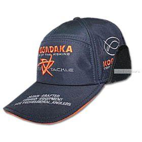 Бейсболка Kosadaka теплая Smart Tackle (черная)