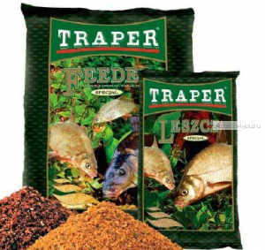 Прикормка Traper Special Лещ 1кг