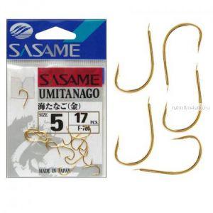 Крючок Sasame Umitanago F-786  упаковка 18 шт
