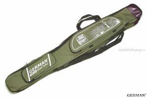 """Чехол для удилищ German """"Rod Bag"""" 1,30 м / темно-зеленый (GR-004351)"""