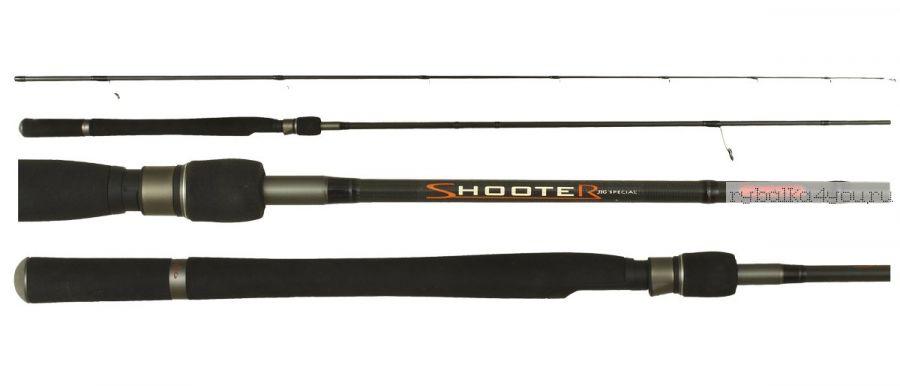 Спиннинг Aiko Shooter 802 MH ( 244 см 10-38 гр)