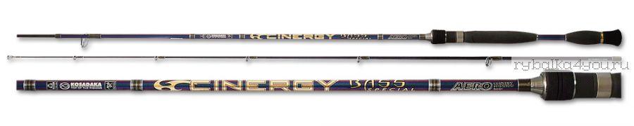 Спиннинг Kosadaka Cinergy Bass Special SCIN207MH 10-42