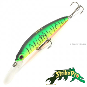Воблер Strike Pro Magic Minnow 100 13,5gr #GC01S