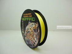 "Леска плетен. Scorana ""Gepard"" Флуор 150м"