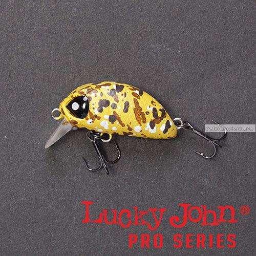Воблер  LJ Pro Series HAIRA TINY 33LBF цвет 506 / до 1 м Plus Foot