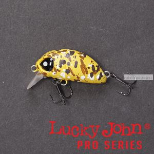 Воблер  LJ Pro Series HAIRA TINY 44LBF 4,4 см / 8 гр / цвет 506 / до 1 м Plus Foot