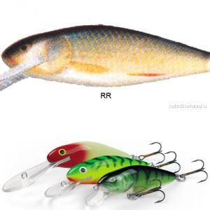 Воблер Salmo PERCH SR 14 цвет RR / до 1,5 м