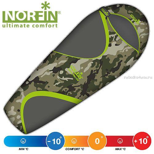 Мешок-кокон спальный Norfin SCANDIC PLUS 350 NC L
