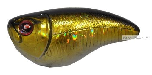 Воблер Sebile плавающий CRANKSTER SR 65мм / 20гр /  до 0.2m цвет OG