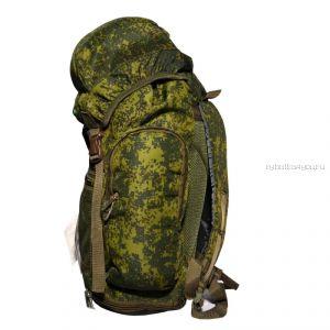 Рюкзак PRIVAL Походный 35 литров кмф-цифра