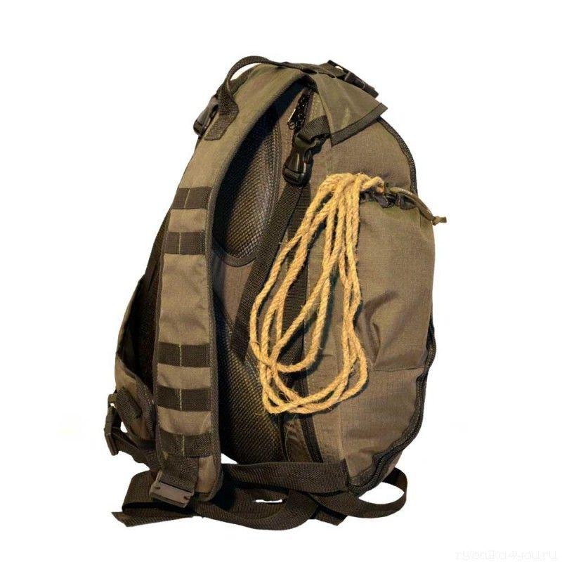 Рюкзак PRIVAL Стрелок 30 литров хаки  - купить со скидкой