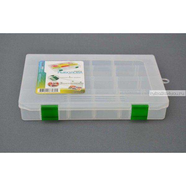 Коробка Aquatic Fisherbox FB-250 (25Х19Х04 см)