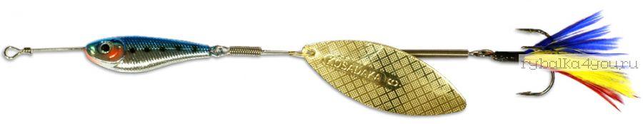 Блесна Kosadaka Quant V2 №0 3,5гр / цвет BT-Gold